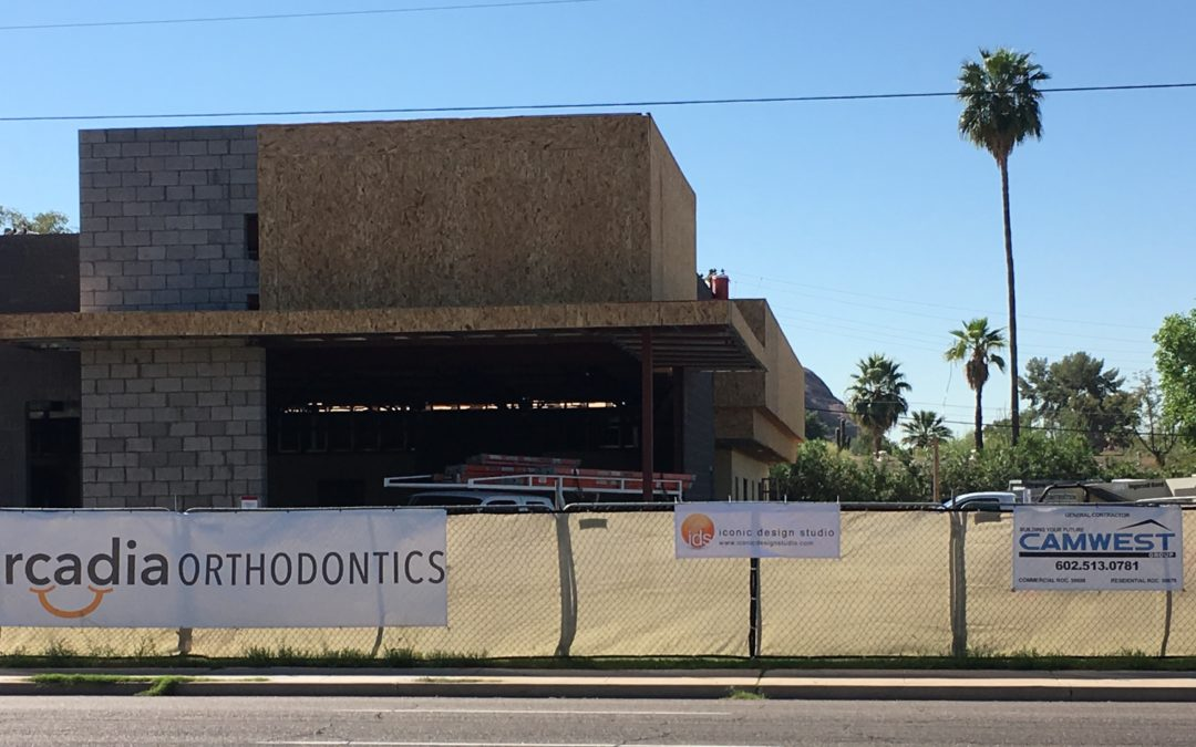 Interior design firm IDS putting bite into Scottsdale dental building