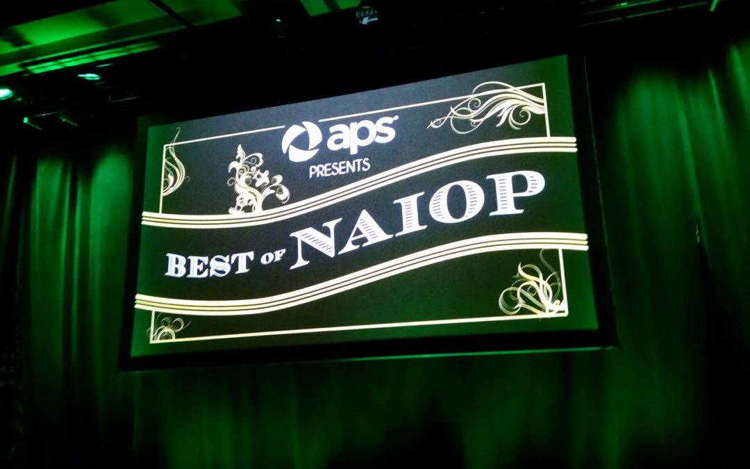 Renowned Real Estate, Zoning Attorney Grady Gammage Jr. Honored with Award of Excellence at 2016 Best of NAIOP Arizona