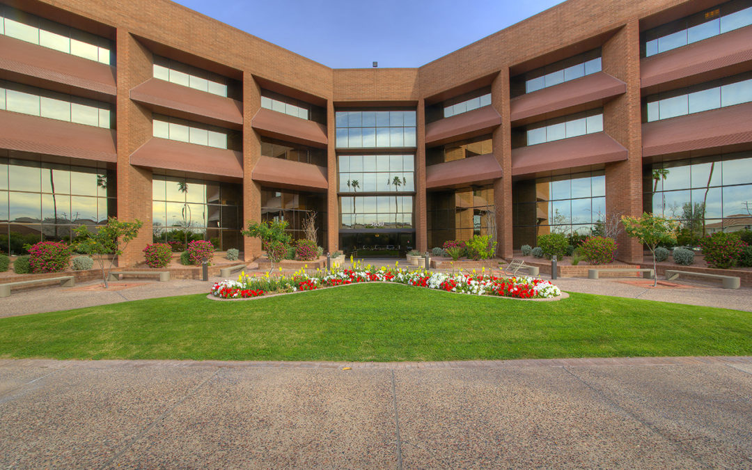 NAI Horizon assigned leasing of 440,000 SF Corporate Center in N. Phoenix