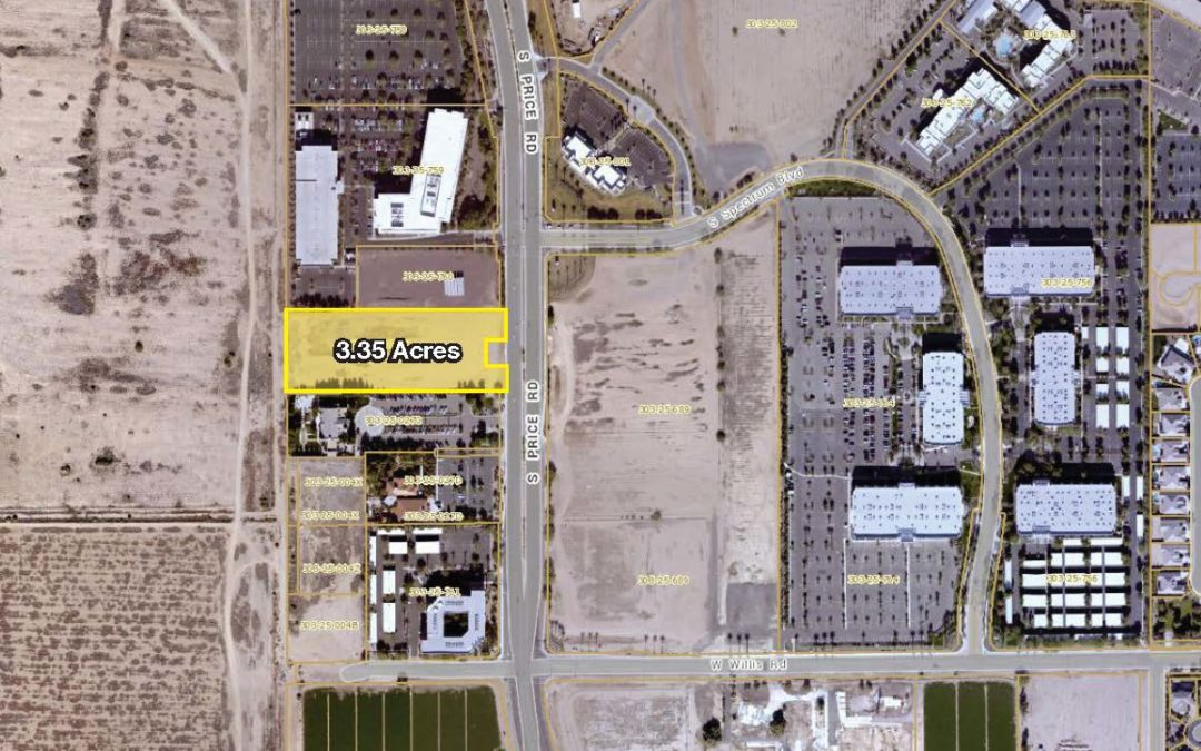 NAI Horizon negotiates $1.92M Chandler land sale