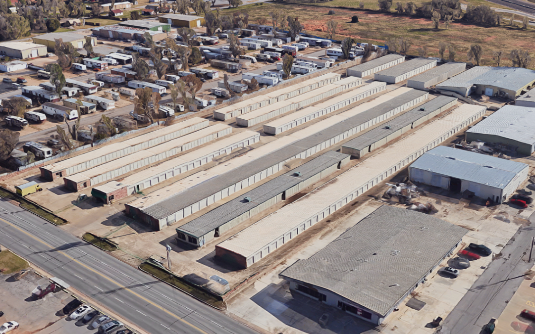 NAI Horizon, NAI Martens negotiate $3.85M Okla. self-storage sale