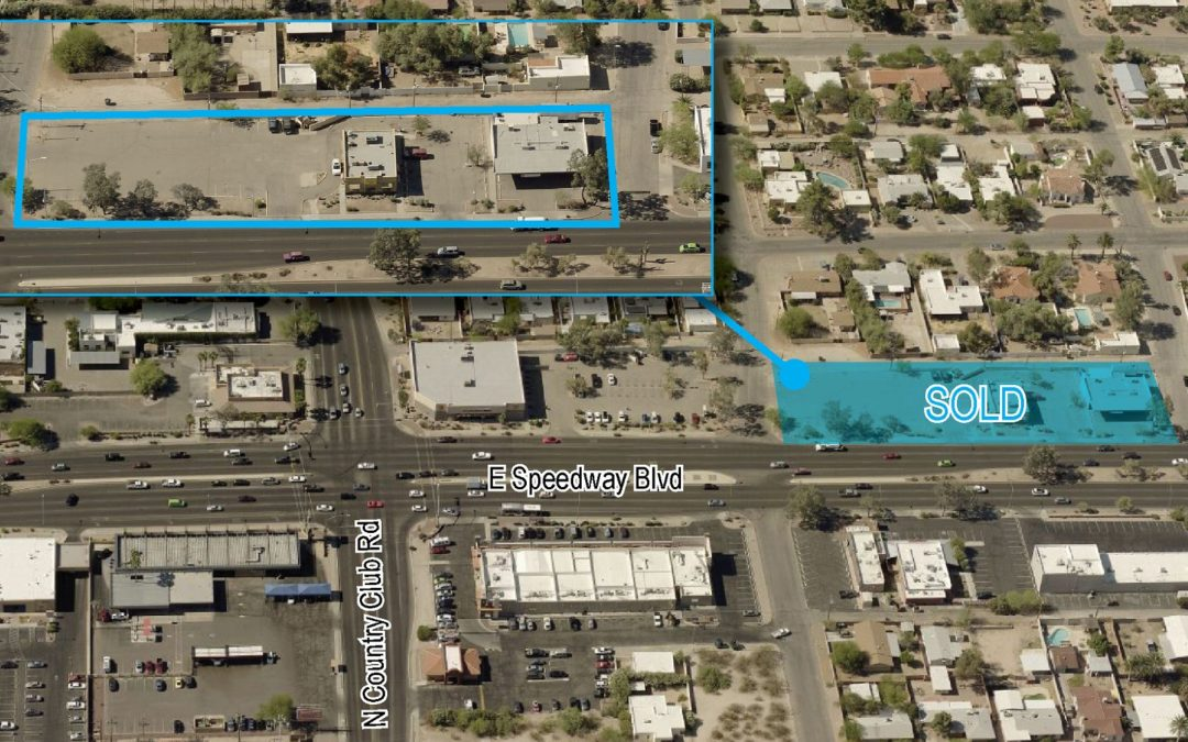 NAI Horizon Tucson office negotiates $1.115M deal on Speedway Blvd.