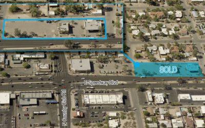 NAI Horizon Tucson office negotiates $1.115M deal on Speedway Blvd.