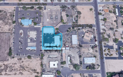 NAI Horizon negotiates $1.129M sale of Chandler industrial building