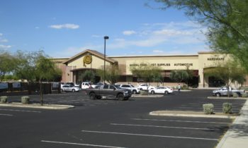 NAI Horizon negotiates $2.847M long-term lease for Party City at Goodyear center