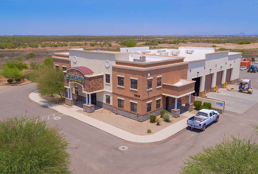 Warehouse sale in Mesa, land sale in Maricopa County highlight recent NAI Horizon deals