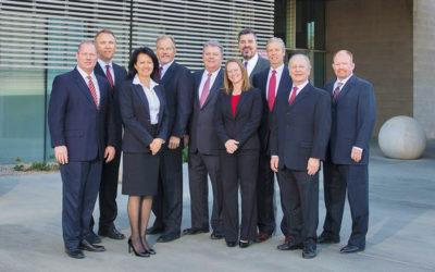 NAI Horizon's Top Producers of 2017 wrap up 25th anniversary with best year for Phoenix office since end of Great Recession