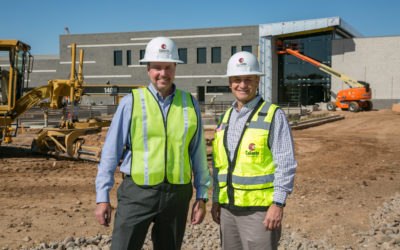 Caliente Construction bolsters its industry expertise in the West, hires Vice President of Operations, and Director of Retail Services