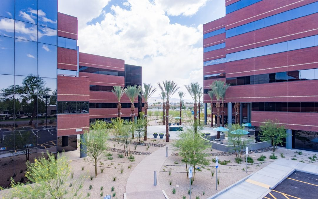 The Muller Company Phoenix office earns prestigious AMO designation from IREM