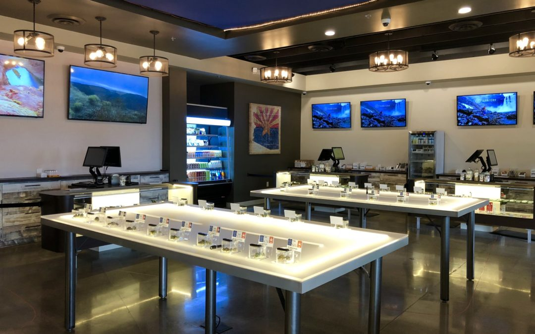 Local firm KatzDesignGroup helps bring first medical marijuana dispensary to Chandler