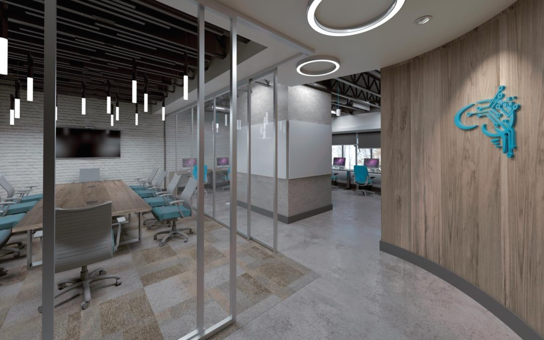 Barrow artificial intelligence suite, CTCA suites, senior living facility, Arizona Care Network highlight projects by Iconic Design Studio