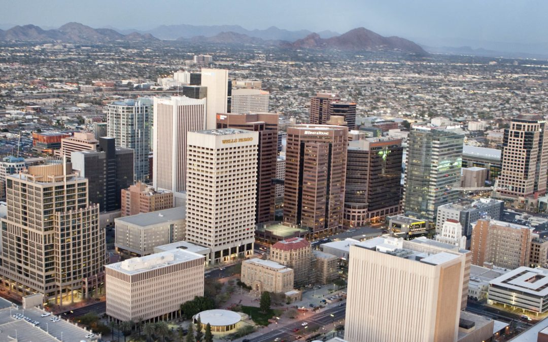 AZCREW kicks off 2019 luncheon program with experts discussing state's opportunity zones