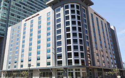Mortenson Announces Opening, $44M Sale of Hampton Inn & Suites in Downtown Phoenix