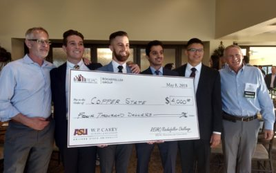 Copperstate entry 'Thunderbird Fields' wins 2018 REIAC/Rockefeller Group Challenge