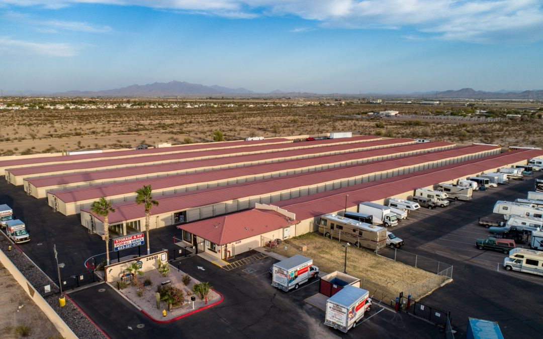 NAI Horizon's Denise Nunez negotiates $10.775M sale of Buckeye self-storage facility