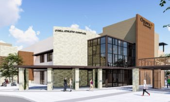 Cawley Architects Teams with OUAZ for $23M, 110,000-SF Athletic Complex in Surprise