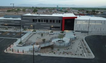 Caliente Construction celebrates completion and ribbon-cutting ceremony of $10M Chandler Public Safety Training Center