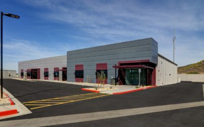 Cawley Architects adds flair to Deer Valley industrial park with innovative design concept