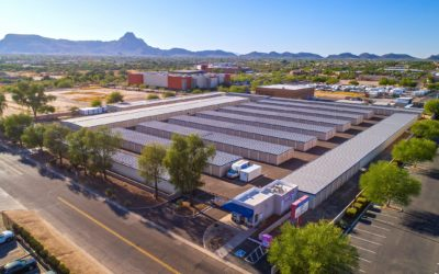 Trio of self-storage deals worth $13.25M highlight recent deals by NAI Horizon