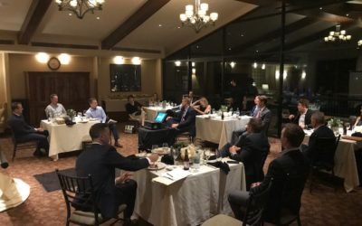 NAIOP Arizona Developing Leaders YPG caps year with class of 2017-2018 team competition