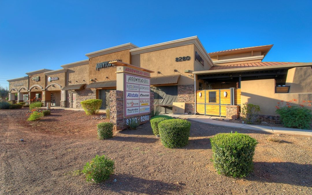 Pair of retail property sales totaling $6.1M highlight recent transactions by NAI Horizon