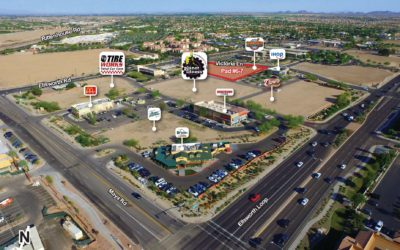 NAI Horizon represents landlord in $2.9M lease for QC tire sales, service retailer