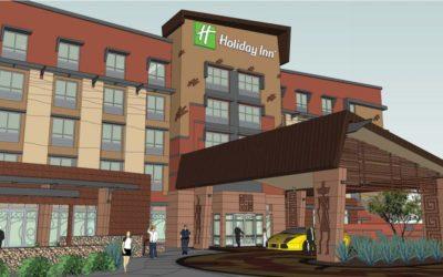 Arrowhead Builders breaks ground on wellness campus on SRPMIC land in Scottsdale, major hotel planned for 2020