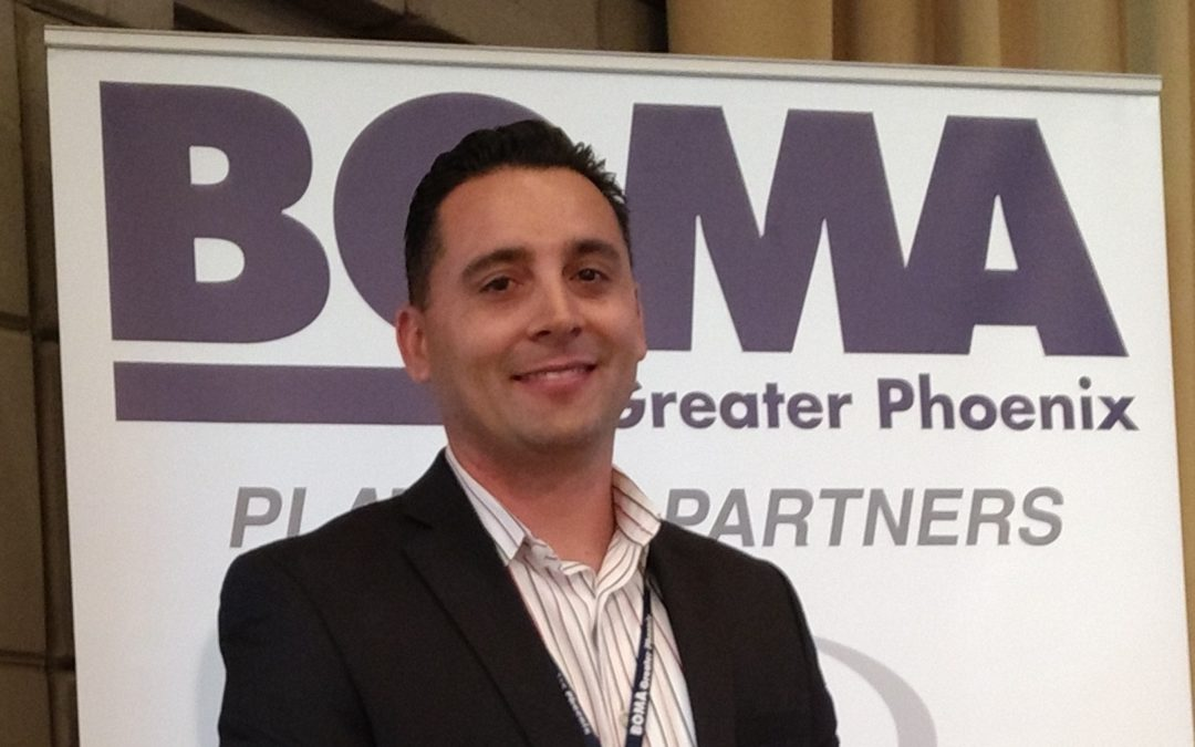 BOMA Greater Phoenix elects new officers, board for 2019; Robert Vincent is president