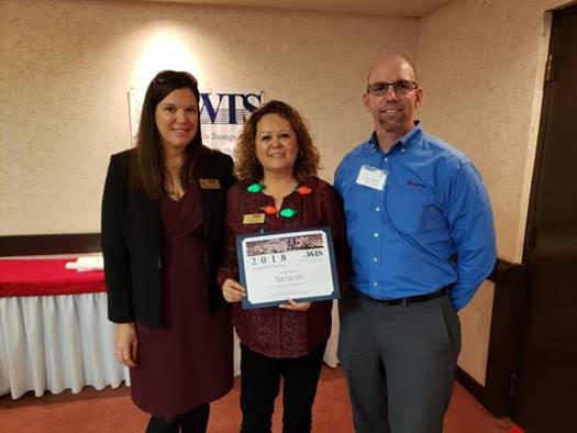 Terracon's Tucson office named Advancing Women in Transportation Employer of Year