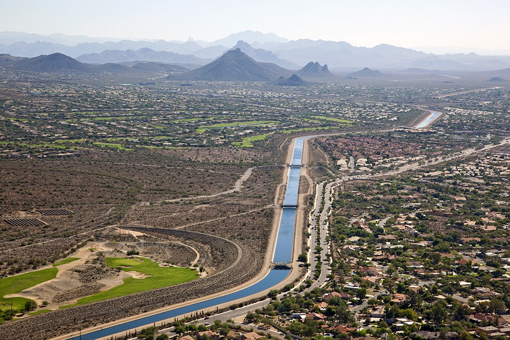 CCIM Central Arizona presents discussion on Arizona's Colorado River water rights March 6