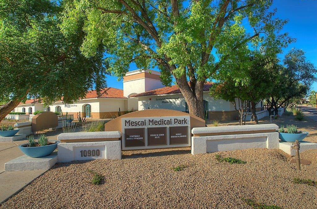 Kidder Mathews negotiates $1.6M, long-term lease at Mescal Medical Park in Scottsdale