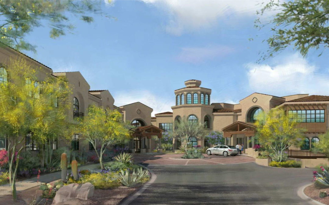 Liv Communities opens Valley's newest senior community, LivGenerations Pinnacle Peak