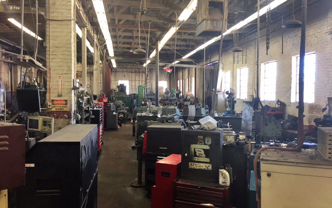 NAI Horizon negotiates acquisition of century-old custom fabrication and welding business