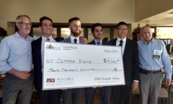 ASU Masters of Real Estate Development (MRED) Students Put Creativity to the Test