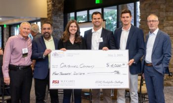 2019 REIAC/Rockefeller Challenge title for MRED students goes to Original Company