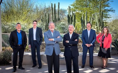 Cawley Architects celebrates 25th anniversary, names 4 new partners as the next generation