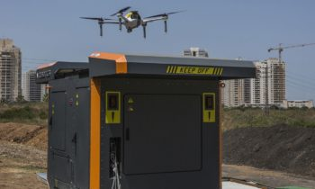 Technology takes to the air: Phoenix chapter of LAI presents 'how drones will impact commercial real estate' at May lunch event