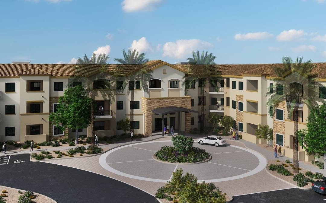 Cadence Living plans new $46M, 191-unit upscale senior living community for Chandler