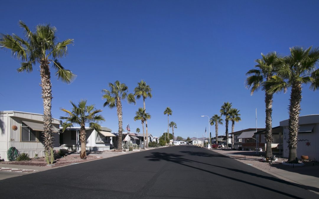 NAI Horizon's Manufactured Housing Investments team closes $5.4M sale of SEV mobile home park
