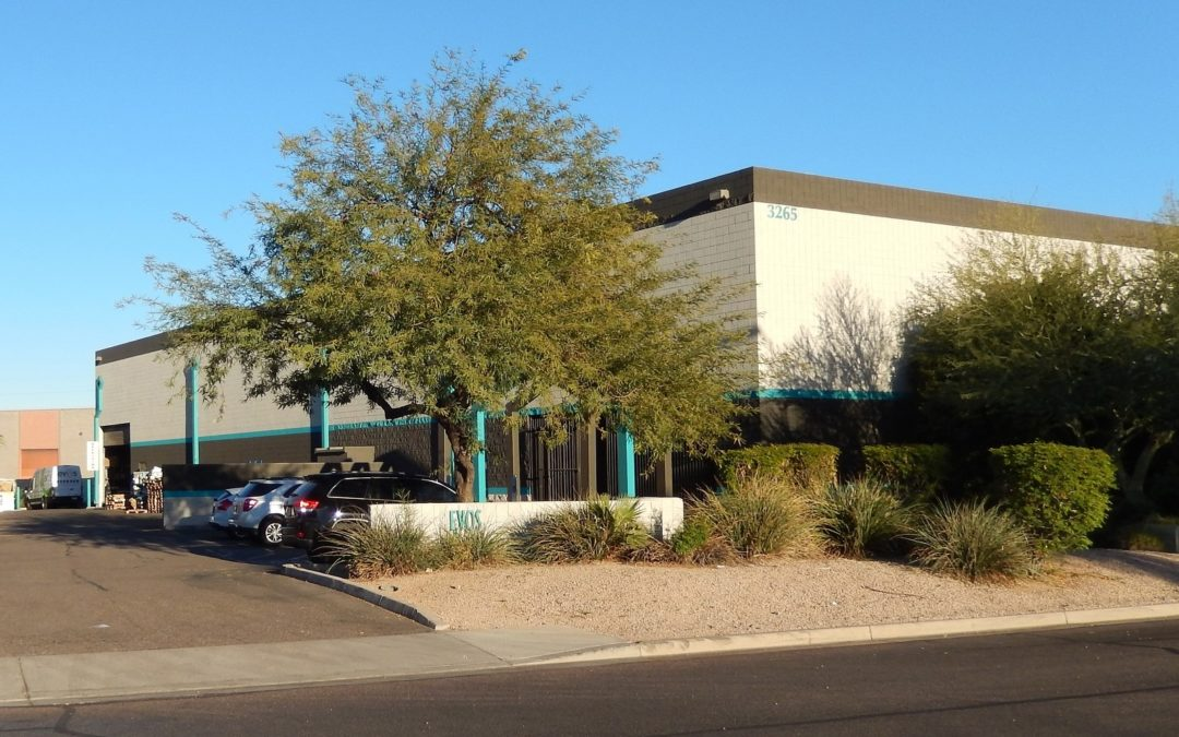 Sales of an industrial building, piece of land, highlight recent closings by NAI Horizon