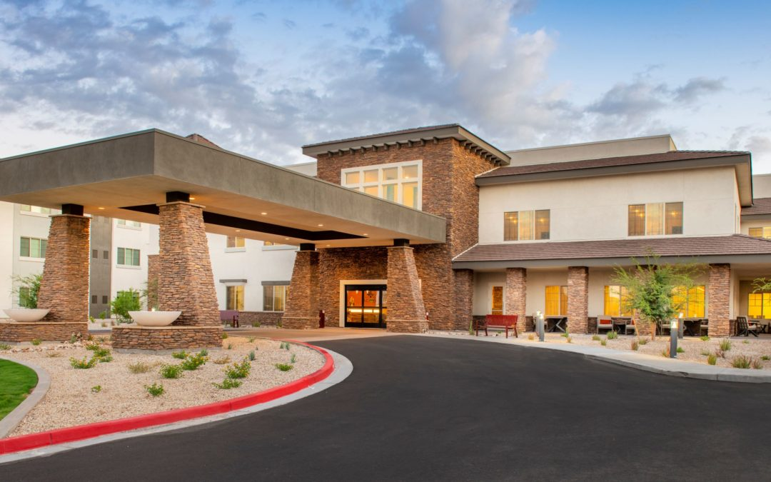 Cadence Living, Ryan Companies complete new senior living community, Acoya Mesa