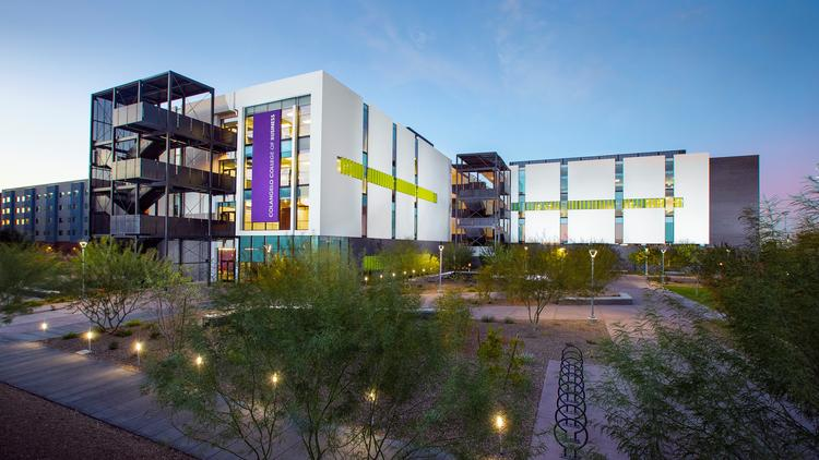 CCIM Central Arizona chapter forges mentorship program at GCU's Colangelo College of Business