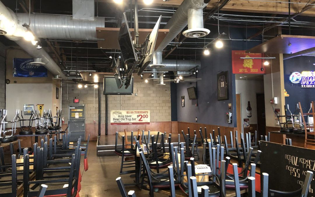 NAI Horizon negotiates long-term lease worth $1.07M for West Valley sports grill in Peoria