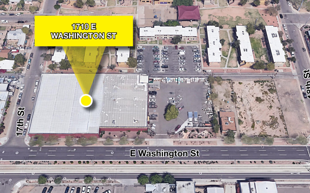 NAI Horizon negotiates $1.895M sale of 36,556 SF Phoenix freestanding industrial building