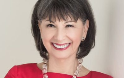 Gloria Feldt, thought leader, best-selling author is 2019 AZCREW Woman Icon Speaker