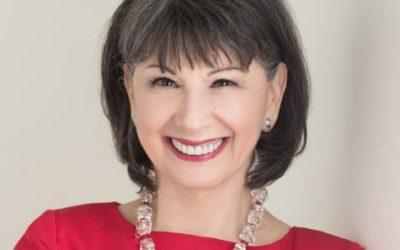 Gloria Feldt, thought leader, best-selling author is2019 AZCREW Woman Icon Speaker