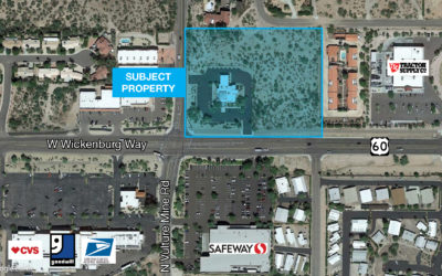 NAI Horizon represents seller in $1 million land, building sale in Town of Wickenburg