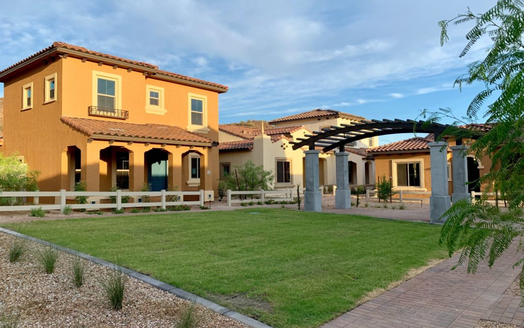 Single-family home community for adults with disabilities celebrates grand opening in North Phoenix with move-in of its first residents