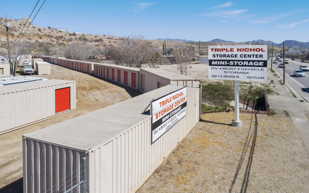 Nunez Self Storage Group negotiates $1.55M sale of Triple Nichol Storage in Miami, Ariz.