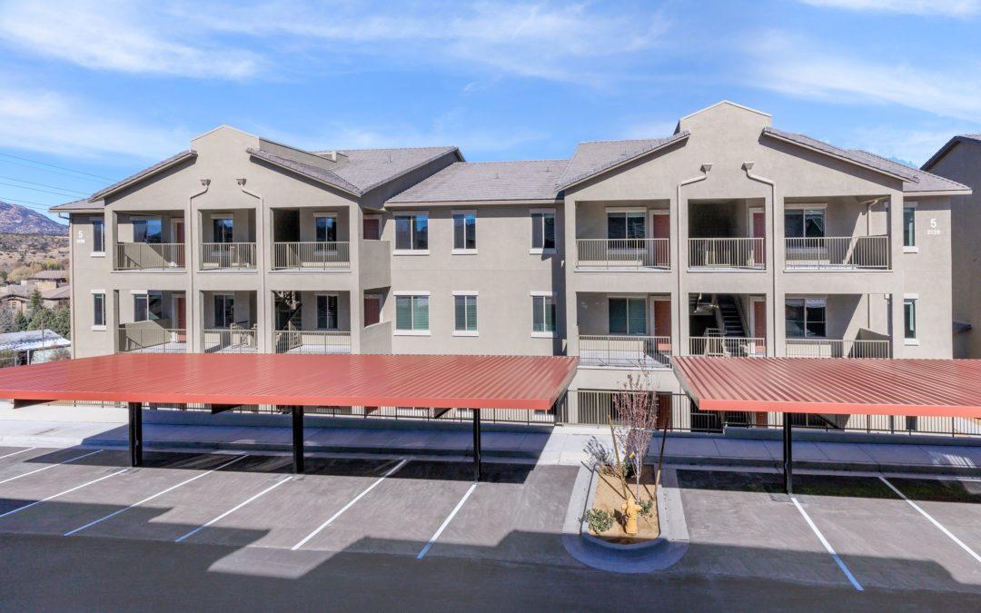 New Luxury Willow Creek Apartments Community Opens its Doors in Prescott